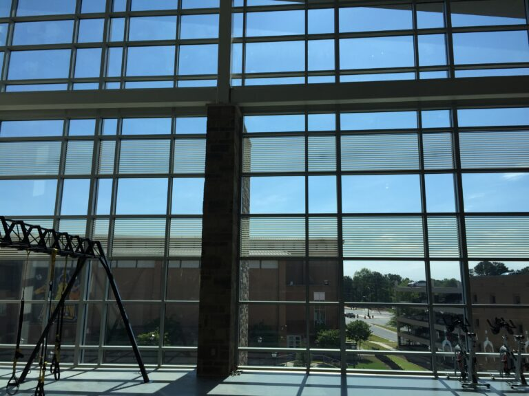 Educational Building Glass